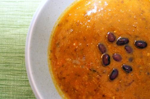 Black Bean And Pumpkin Soup Smitten Kitchen