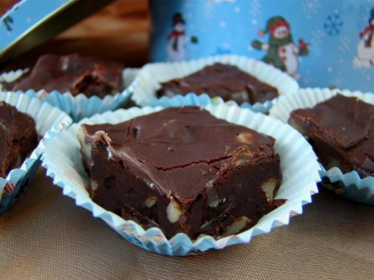 Hershey S Old Fashioned Rich Cocoa Fudge Recipe Keeprecipes Your Universal Recipe Box
