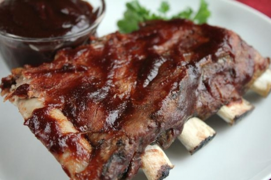 Low And Slow Oven Baked Ribs | KeepRecipes: Your Universal Recipe Box