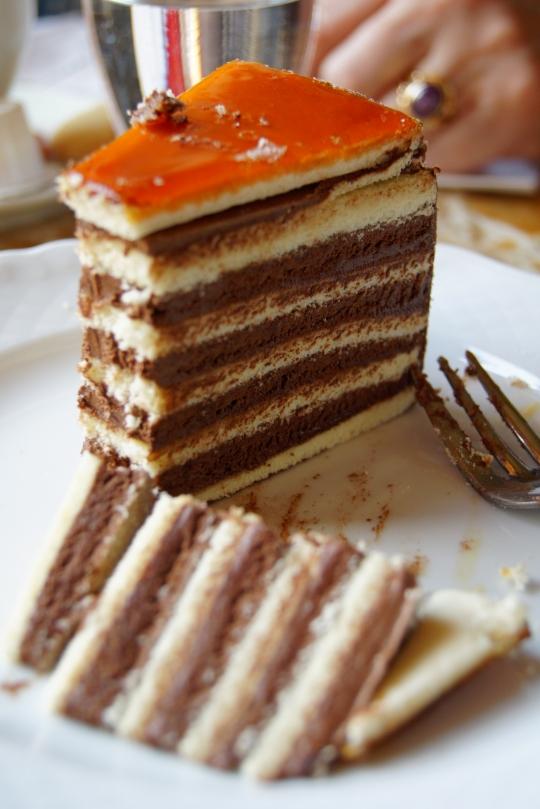 Dobostorte Amp Esterhazy Torte Keeprecipes Your Universal