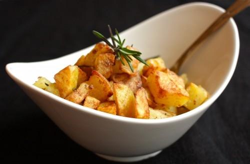 Rosemary Roast Potatoes Recipe — Dishmaps