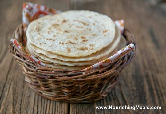 How To Make Brown Rice Flour Tortillas (gluten-free, vegan