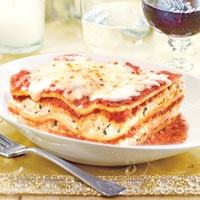 Cheese Lasagna Wegmans Keeprecipes Your Universal