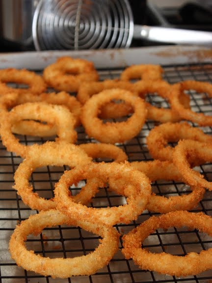 Crunchy Onion Rings | KeepRecipes: Your Universal Recipe Box