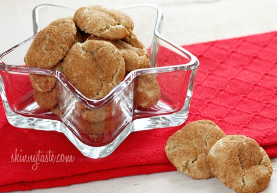 Skinny Whole Wheat Snickerdoodles Skinnytaste Keeprecipes Your