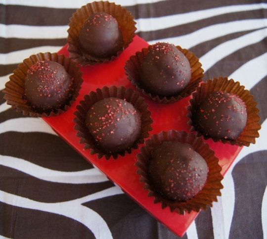Spicy Mayan Chocolate Truffles Keeprecipes Your