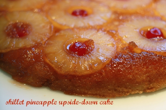 skillet pineapple upside-down cake | KeepRecipes: Your Universal ...