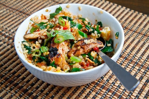 Sweet Chili Chicken Rice Bowl | KeepRecipes: Your Universal Recipe Box