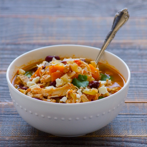 Crock Pot Buffalo Chicken Chili | KeepRecipes: Your Universal Recipe ...