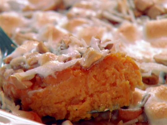 Food Network Sweet Potato Souffle Recipe