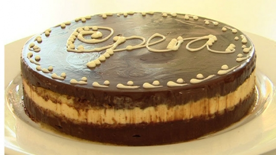 Gateau Opera Keeprecipes Your Universal Recipe Box