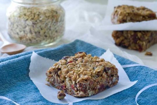 Gluten Free Dairy Free Nut Free Granola Bars   KeepRecipes: Your ...