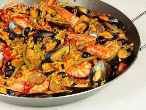 Paella Valenciana Keeprecipes Your Universal Recipe Box