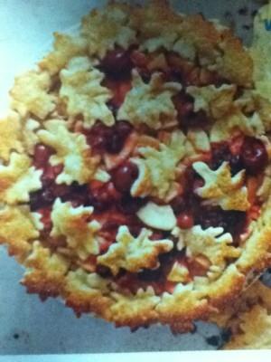 Caramel Apple Cherry Pie Keeprecipes Your Universal