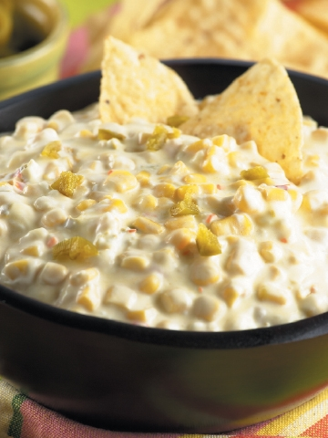 corn dip recipe with cream cheese