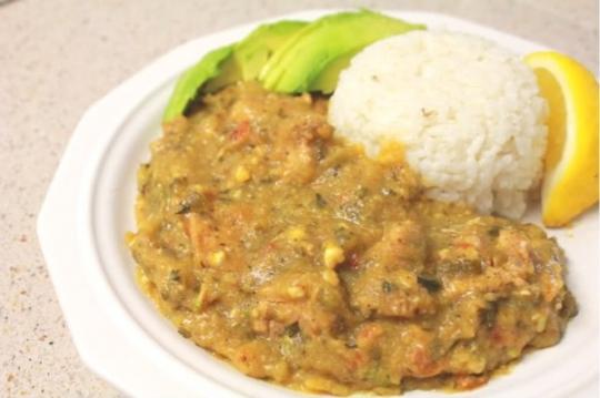 Sango de verde ecuadorian green plantain stew keeprecipes your sango de verde ecuadorian green plantain stew recipe bymarlonceb forumfinder Gallery