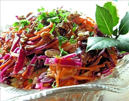 Winter slaw | KeepRecipes: Your Universal Recipe Box