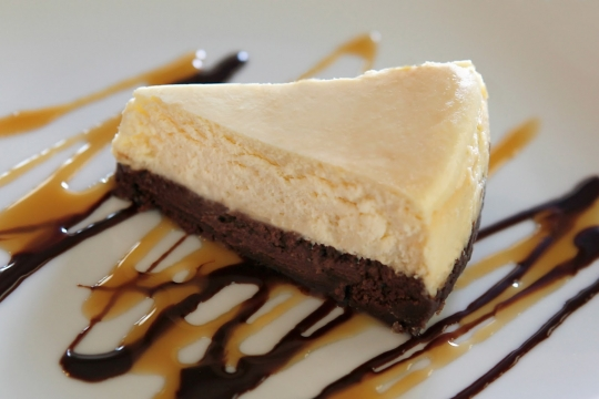 Brownie Bottom Cheesecake Keeprecipes Your Universal