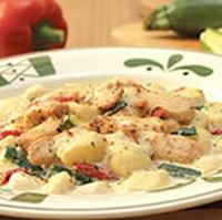 see original recipe at olivegardencom - Chicken Gnocchi Olive Garden