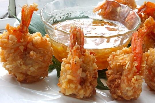 The Kitchen Food Network Coconut Shrimp