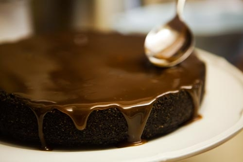 Ghirardelli Flourless Chocolate Torte Keeprecipes Your