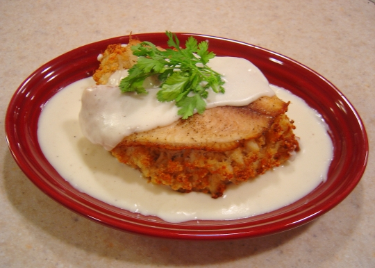 Crab stuffed tilapia fillets keeprecipes your universal for Stuffed fish fillets