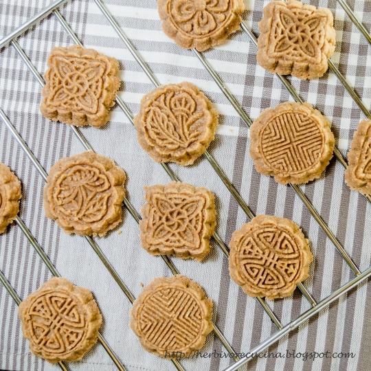 Moon cake cookies KeepRecipes Your Universal Recipe Box