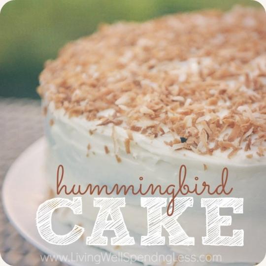 Hummingbird Cake Keeprecipes Your Universal Recipe Box