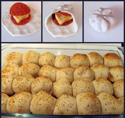 Pizza Balls | KeepRecipes: Your Universal Recipe Box
