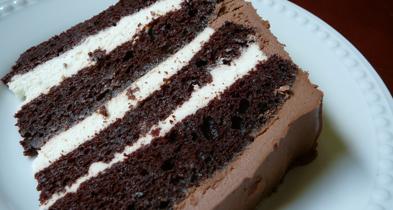 Lion House Chocolate Cream Cake Keeprecipes Your