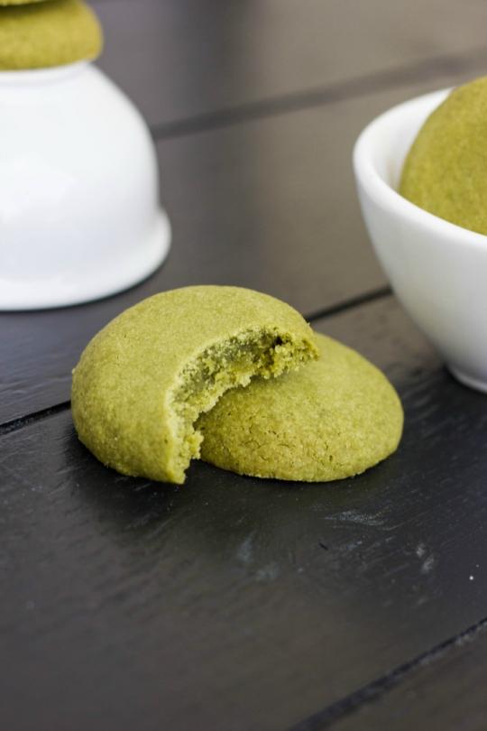 matcha-green-tea-shortbread-cookies | KeepRecipes: Your Universal ...