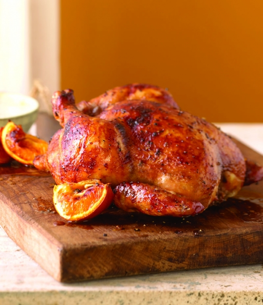 Miso Orange Pepper Roasted Chicken | KeepRecipes: Your Universal ...