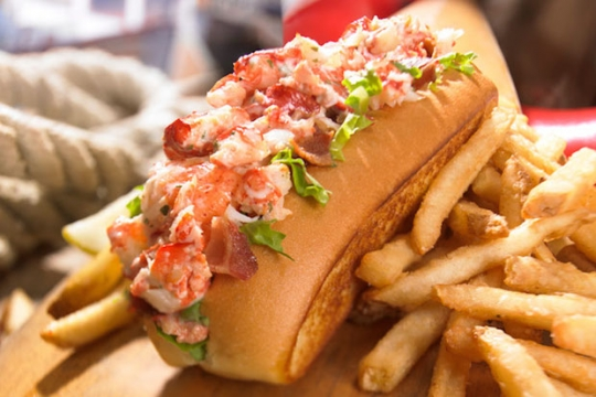 New England Lobster Rolls | KeepRecipes: Your Universal Recipe Box