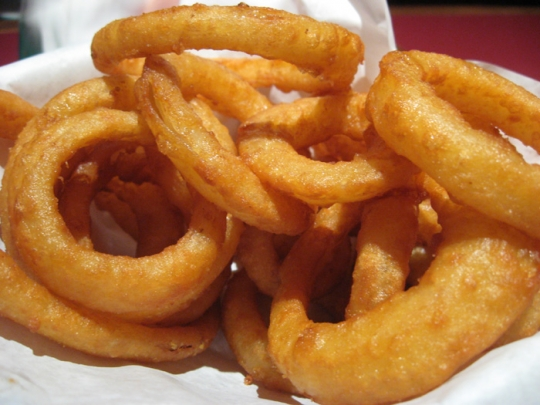 Oven Onion Rings Food Network