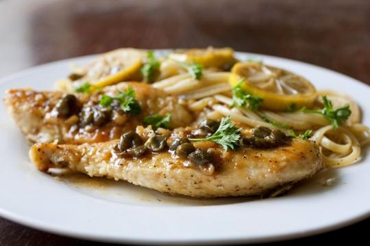 Chicken Piccata Keeprecipes Your Universal Recipe Box