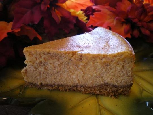 Cheesecake Factory Pumpkin Cheesecake Keeprecipes Your Universal Recipe Box