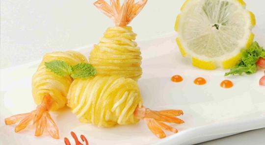 Potato Shrimps Keeprecipes Your Universal Recipe Box