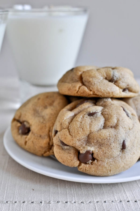 Puffy Chocolate Chip Cookies Food Network