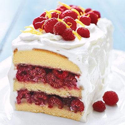 Cheese Cake And Jelly Slice