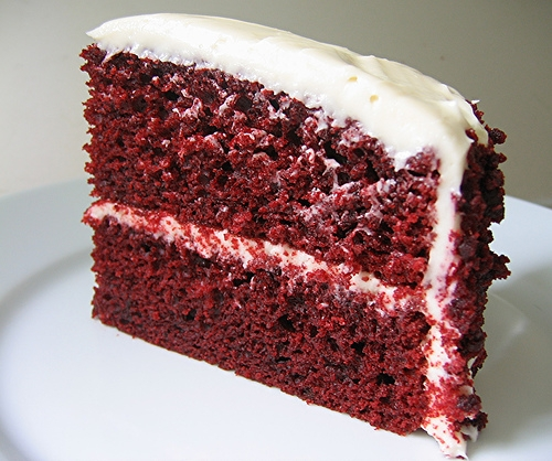 Real Original Red Velvet Cake Recipe