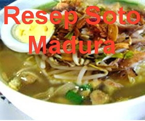Bumbu Resep Soto Madura Keeprecipes Your Universal Recipe Box