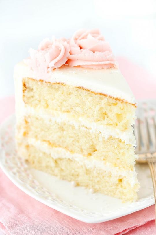 Egg Free Cake Box Recipe