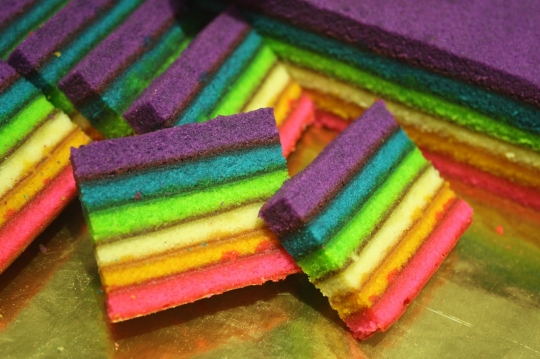 Sarawak Layer Cake Kek Lapis Keeprecipes Your