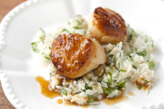 Scallop with Apricot Sauce Recipe | KeepRecipes: Your Universal Recipe ...