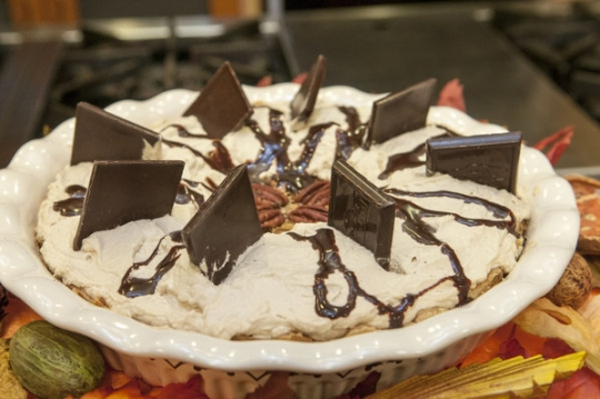 Chocolate Pecan Pie With Coffee Cream Keeprecipes Your