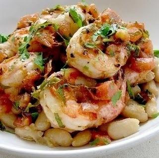 Grilled Shrimp & White Bean Salad | KeepRecipes: Your Universal Recipe ...