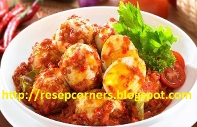 Resep masakan Telur balado sederhana | KeepRecipes: Your