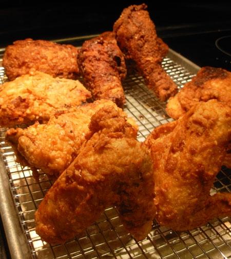Thomas Keller's Buttermilk Fried Chicken Recipe ...