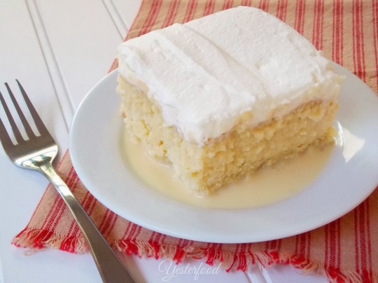 Tres Leches Cake KeepRecipes Your Universal Recipe Box