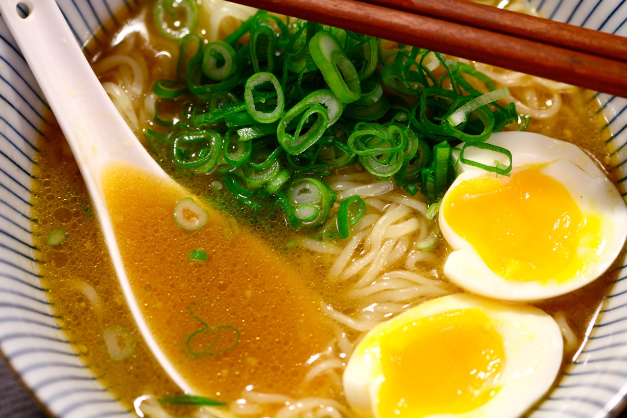 Miso Ramen | KeepRecipes: Your Universal Recipe Box